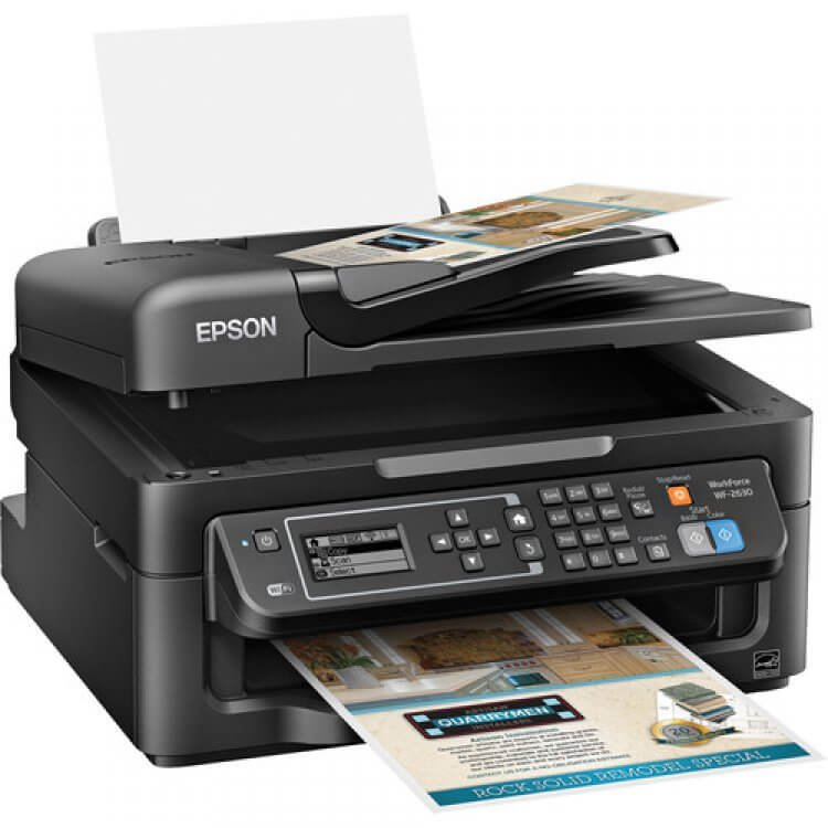 МФУ Epson Workforce WF-2630 фото