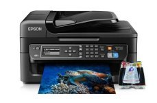 МФУ Epson Workforce WF-2630 1