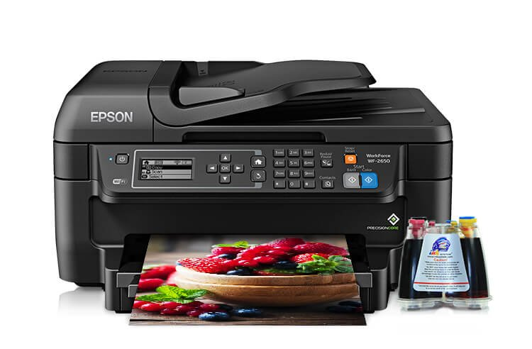 МФУ Epson Workforce WF-2650 1