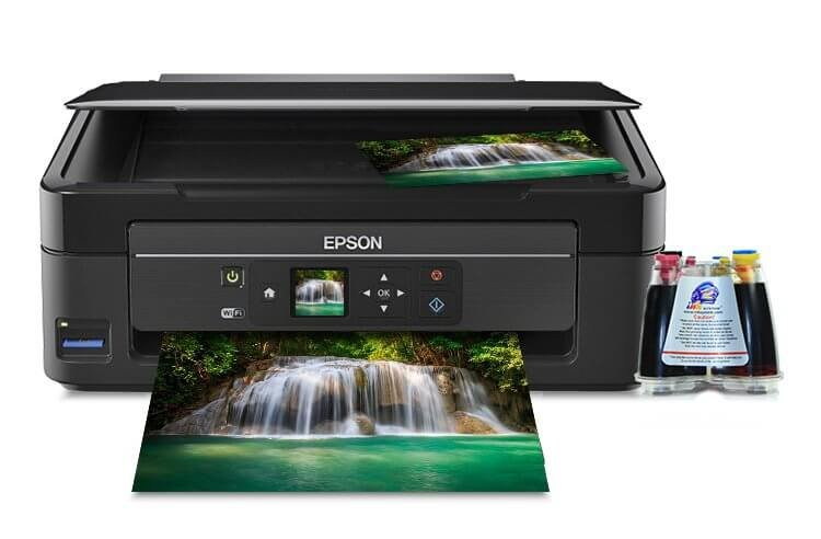 МФУ Epson Expression Home XP-323 1