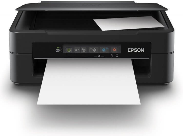 МФУ Epson Expression Home XP-225 5