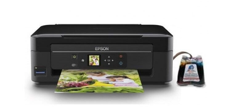 МФУ Epson Expression Home XP-322 1