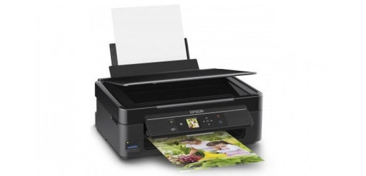 МФУ Epson Expression Home XP-322 2