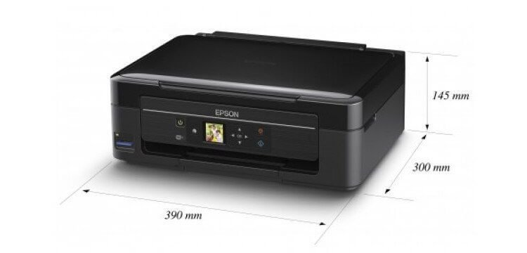 МФУ Epson Expression Home XP-322 3